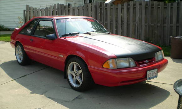 Mustang 7 20 09 006