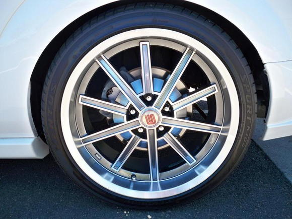 CS67 Wheels