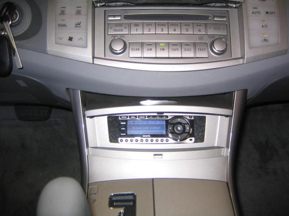 2007 Avalon(Sat. Radio, starmate 4)