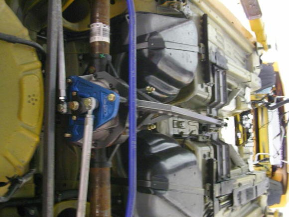 2008 ultimate bad boy 1000 bhp rear set up