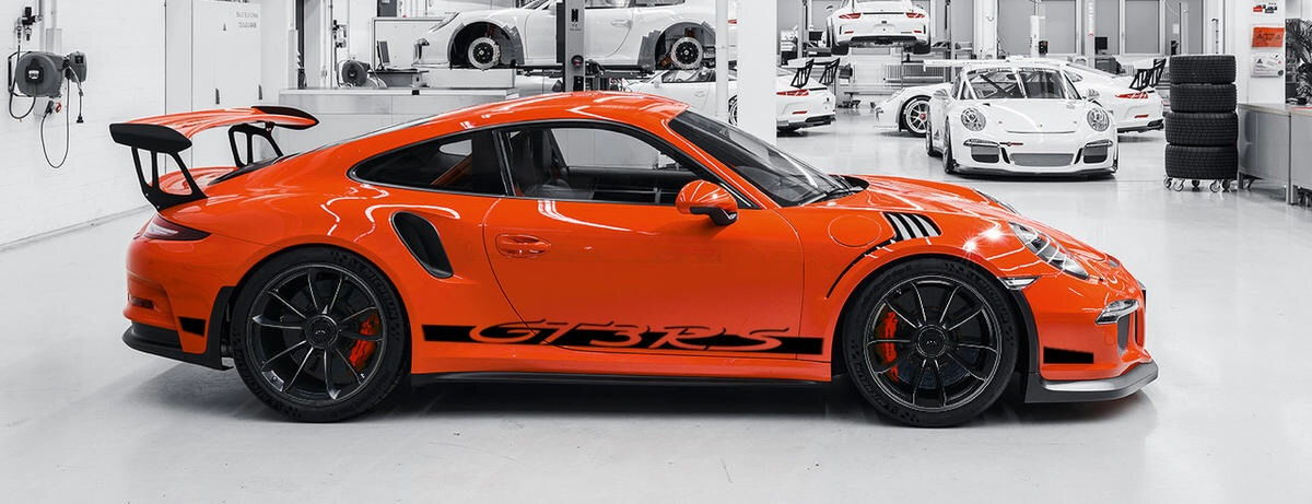 Gt3rs stickers and back stone guard tape rennlist porsche discussion forums