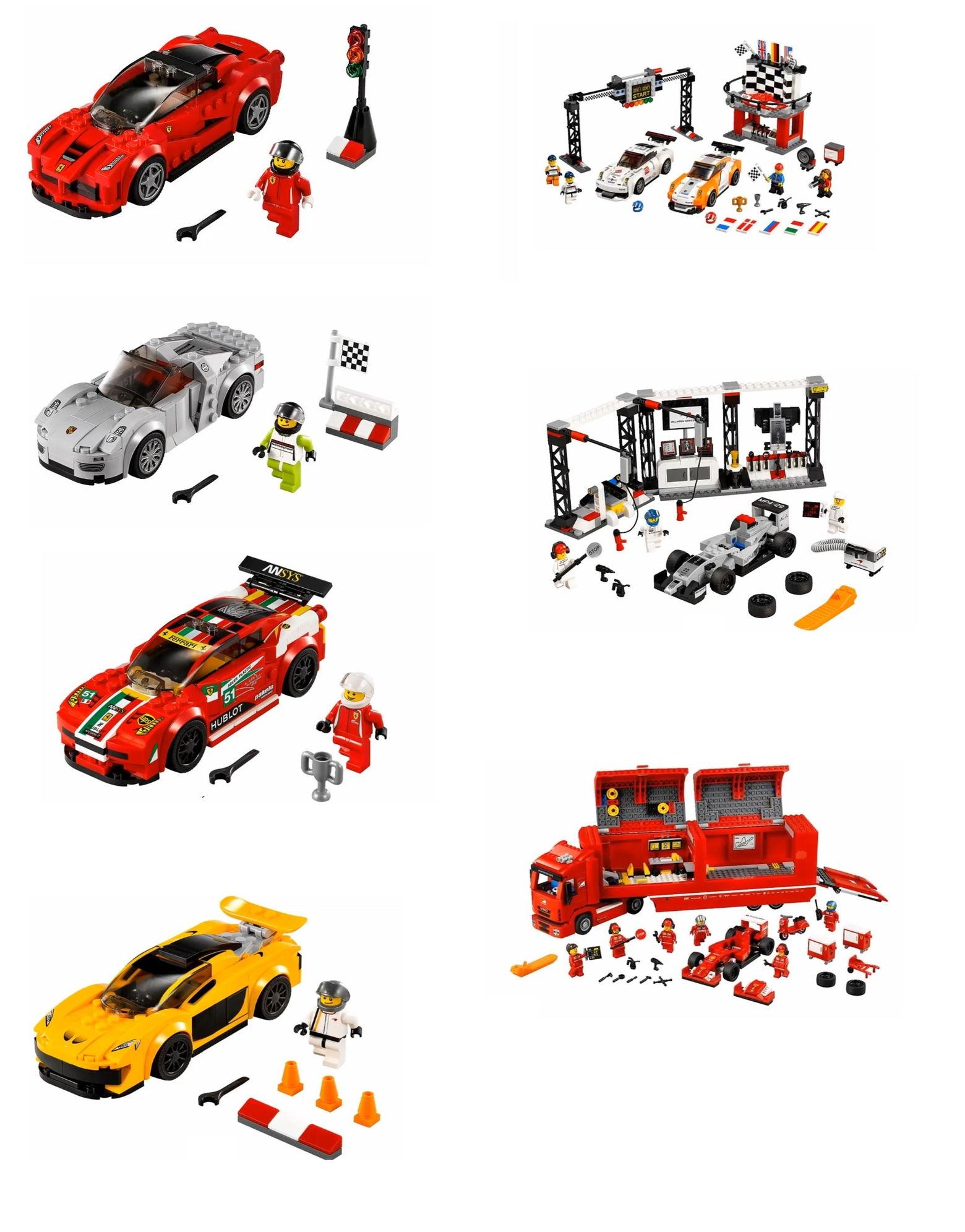 Lego Porsche Rennlist Discussion Forums