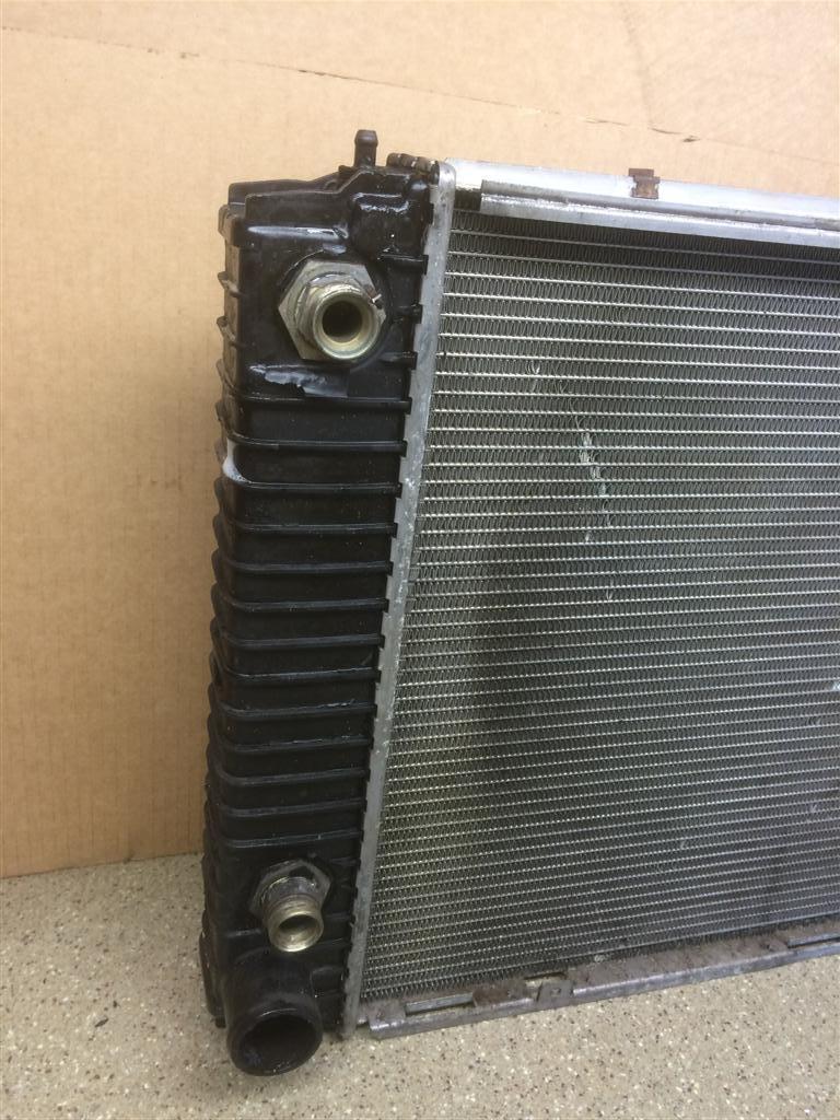 Radiator Oil Cooler Blanking Cap Size Rennlist