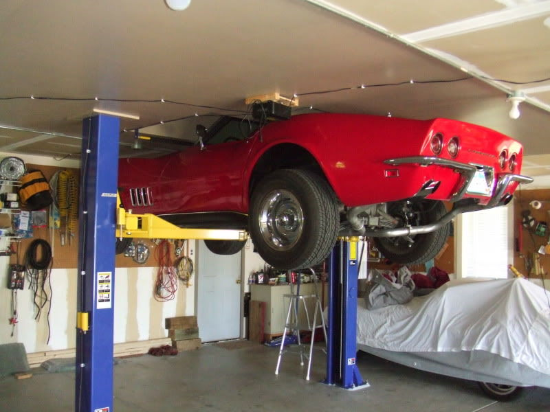 Garage car lifts page 7 rennlist discussion forums Two story elevator cost