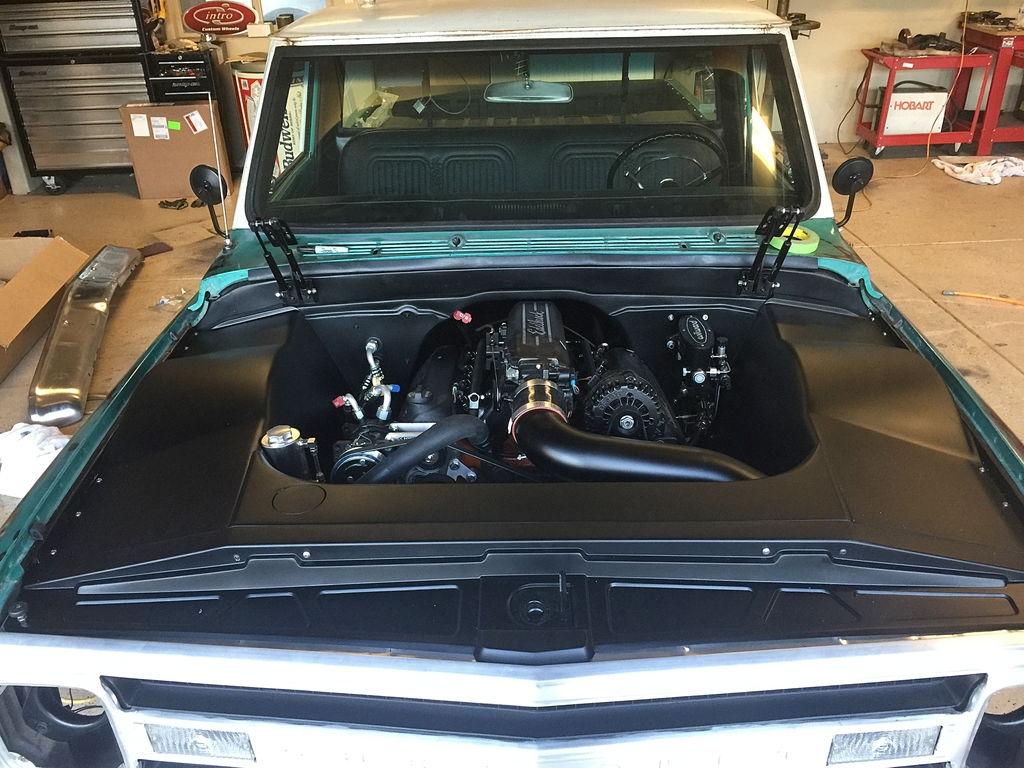 1970 Chevrolet C10 2015 Sema Build 6speedonline