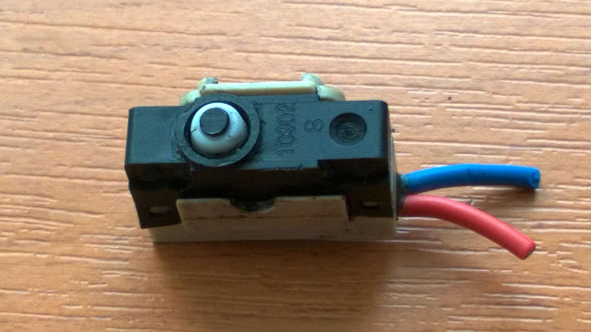 Door Latch Vw Door Latch Micro Switch Repair