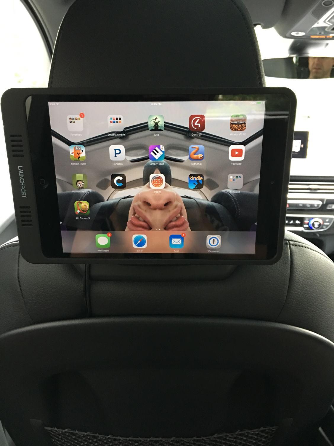 2017 q7 rse review horrible rear seat entertainment system page 15 audiworld forums. Black Bedroom Furniture Sets. Home Design Ideas