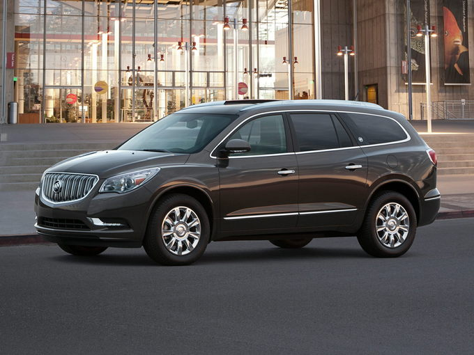2016 buick enclave deals prices incentives leases overview carsdirect. Black Bedroom Furniture Sets. Home Design Ideas
