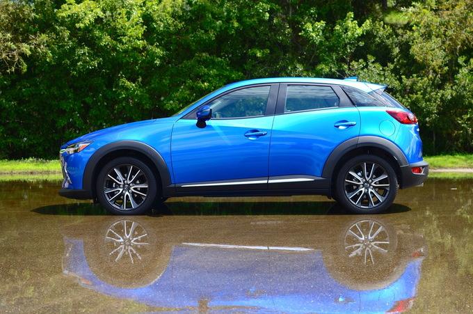 Mazda cx 3 lease deals