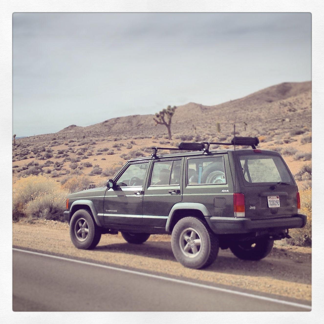Jeep Cheroker: 1998 Cherokee XJ Mild Build