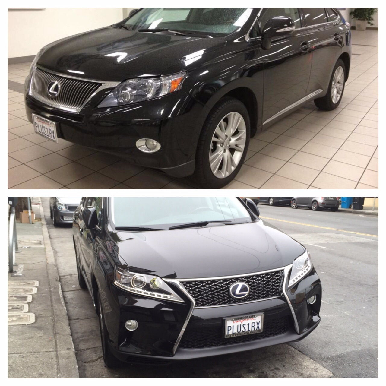 Used Lexus In Nj: RX Conversion (F Sport Bumper 2010-up)