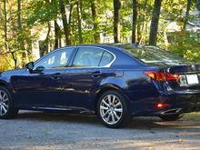 Lexus GS 350 2015-09-20 18:18:08