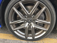 sigh flat tire on my way to work 11/28/16