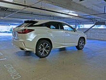 2016 Lexus RX 350 Modified