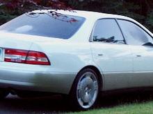 My 2001 ES300