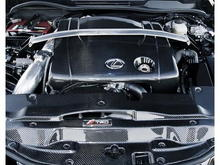 engine compartment photo shoot