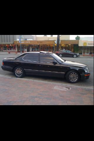 ca selling my black 95 39 ls400 181818 miles beautiful car club lexus forums. Black Bedroom Furniture Sets. Home Design Ideas