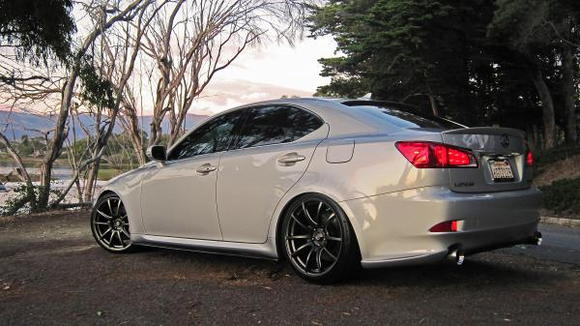 New Side Skirts