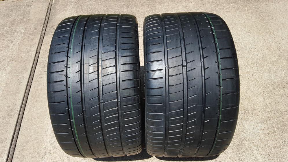 for sale michelin pilot super sport tires 285 30 19 nissan 370z forum. Black Bedroom Furniture Sets. Home Design Ideas