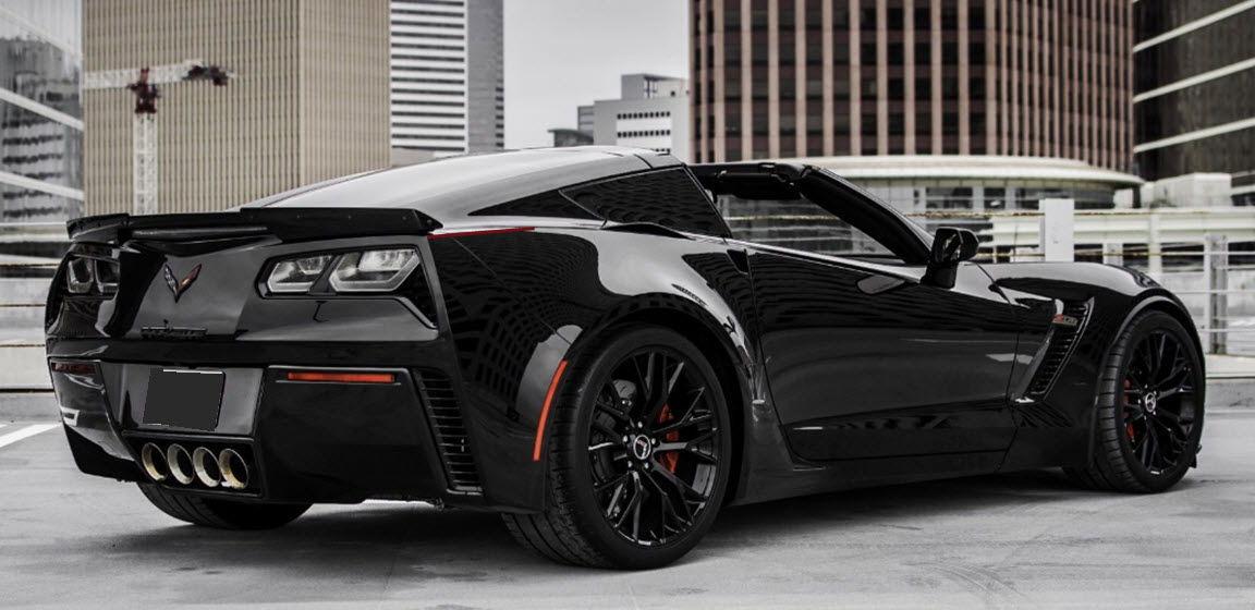 Black Or Shark Gray Page 2 Corvetteforum Chevrolet