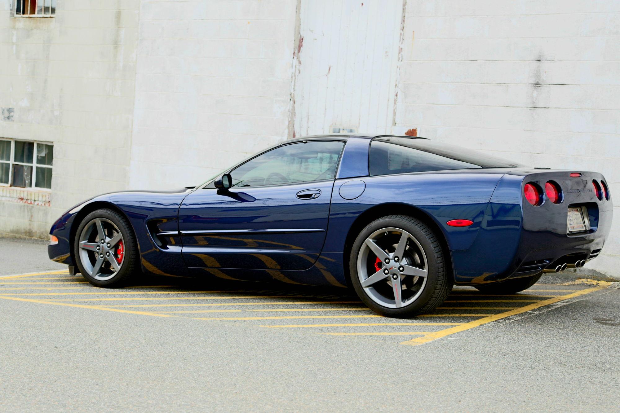C5 Corvette C6 Wheels >> C6 Wheels On C5 - CorvetteForum - Chevrolet Corvette Forum Discussion