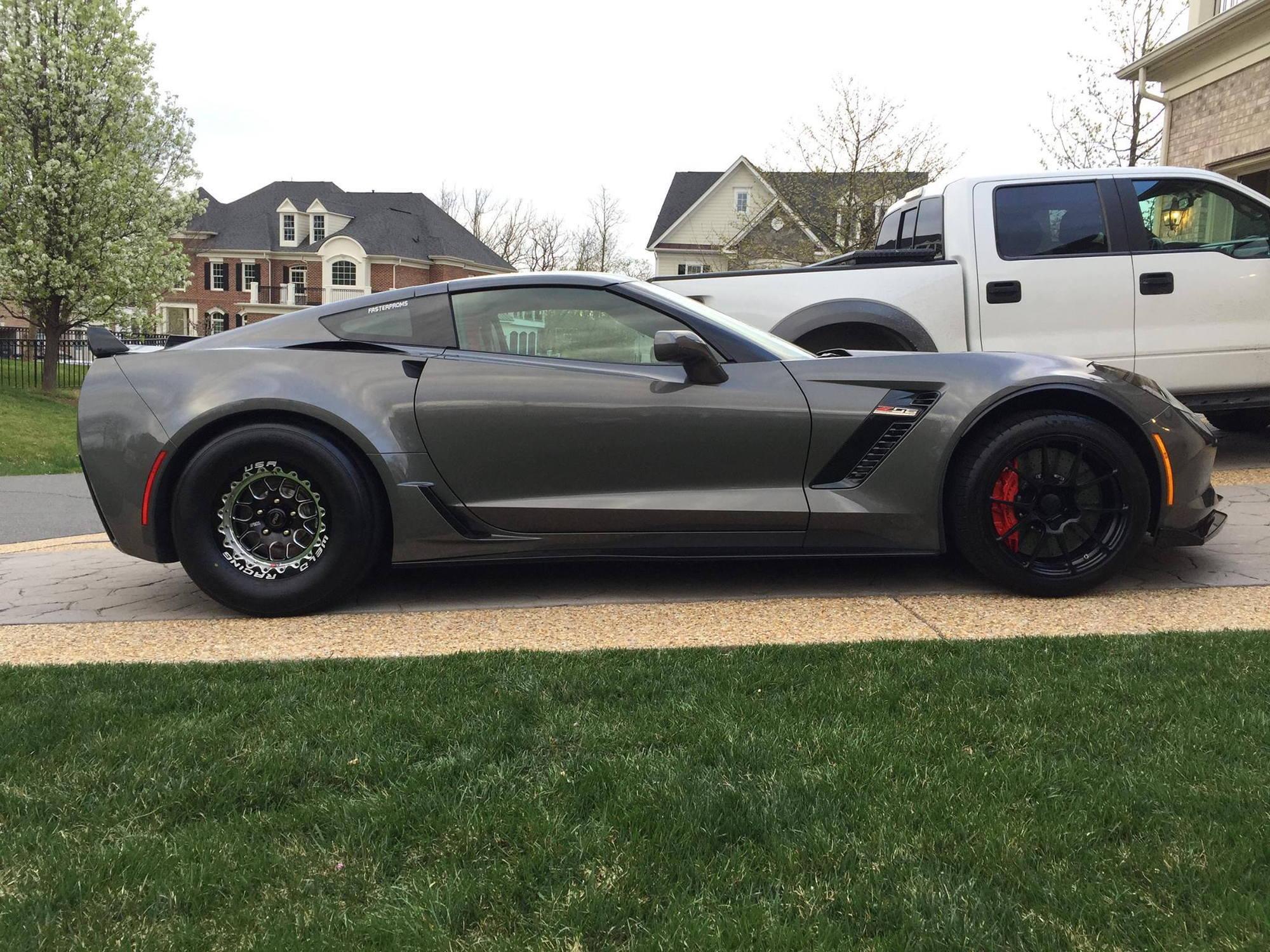 Weld Racing Wheel Fitment Questions Corvetteforum