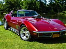 1971 blown corvette