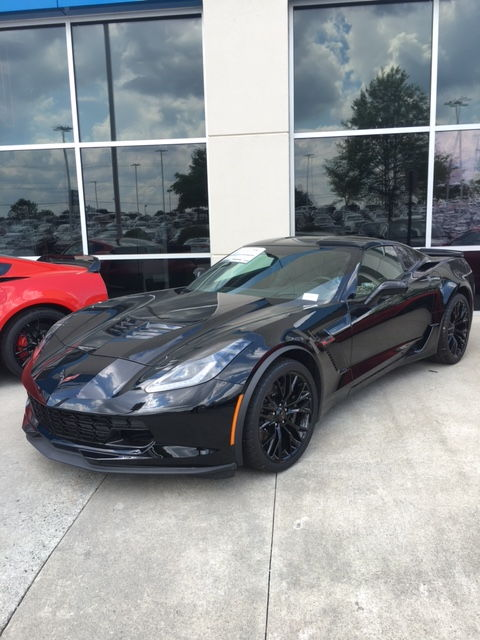 2016 z06 available rick hendrick chevrolet in duluth ga. Cars Review. Best American Auto & Cars Review