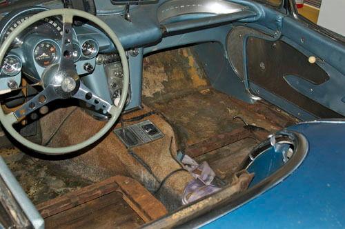 1958 Corvette Interior | Car Tech Stuff