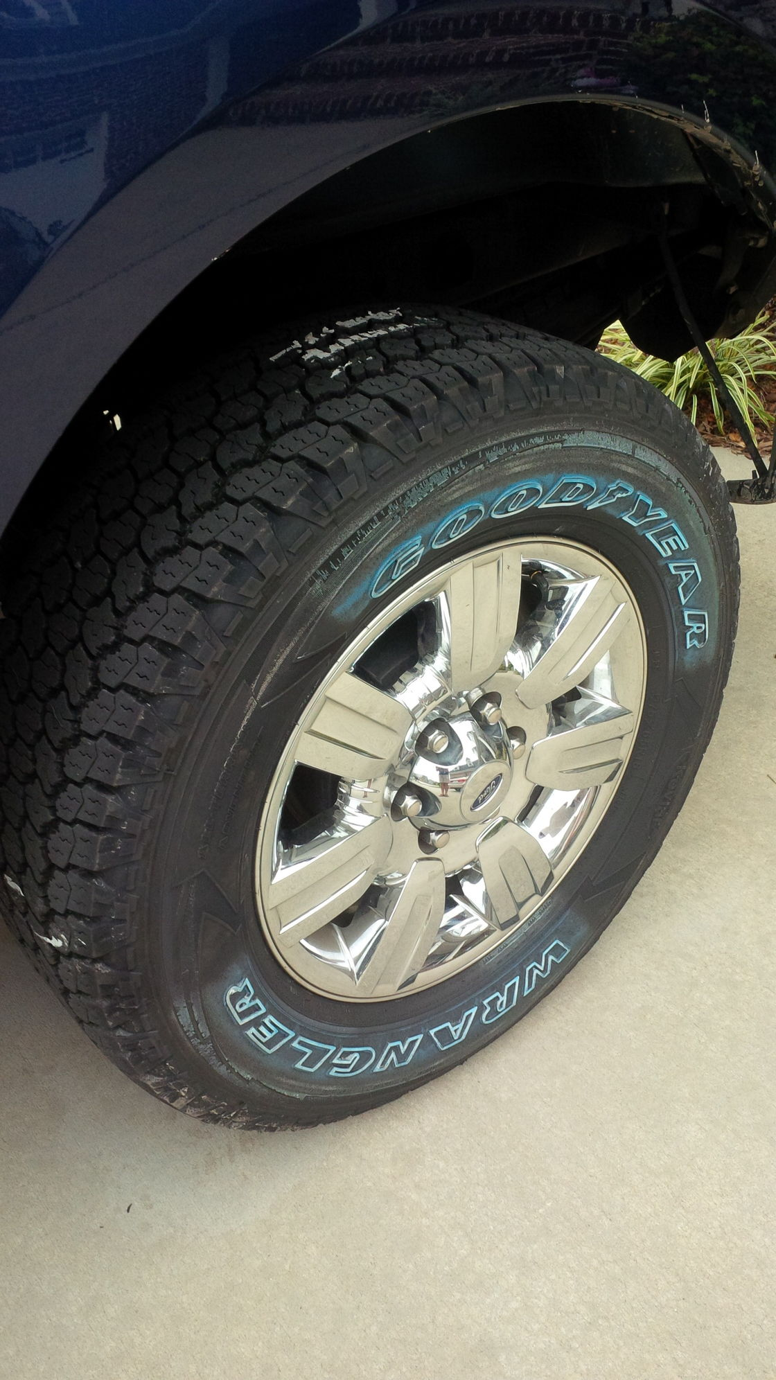 Goodyear Wrangler All-Terrain Adventure with Kevlar - Page ...