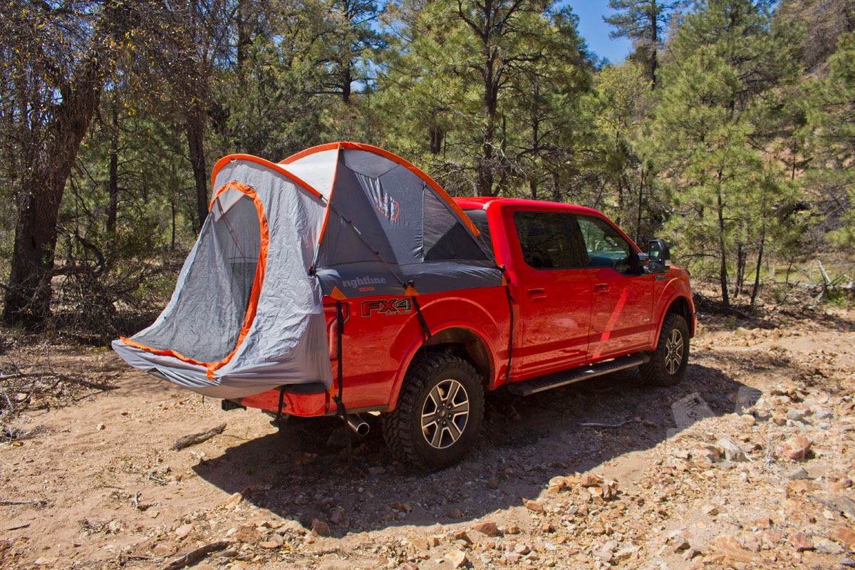 Anyone Mount A Rooftop Tent Page 2 Ford F150 Forum