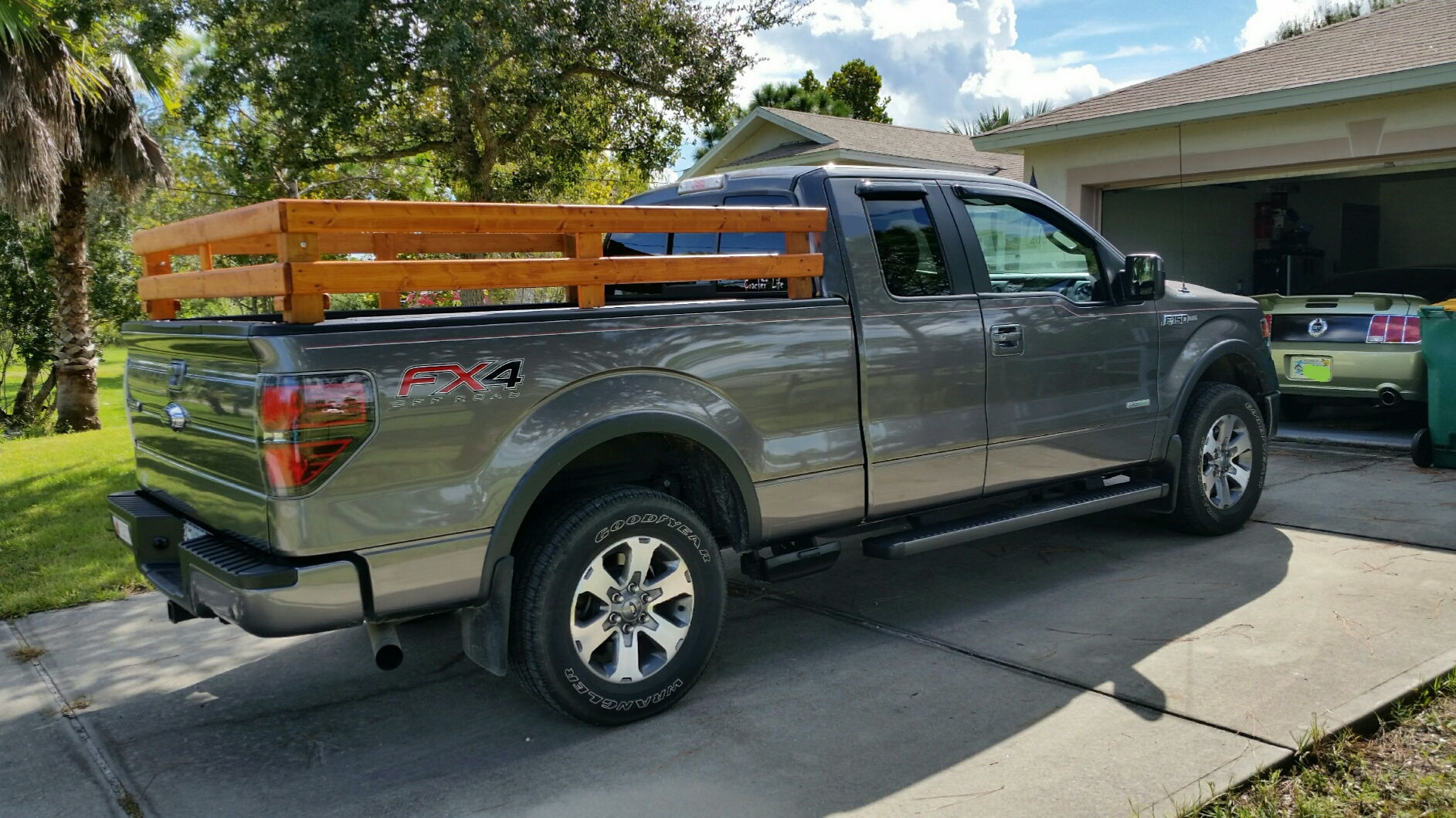 farm truck bed rails Ford F150 Forum munity of Ford