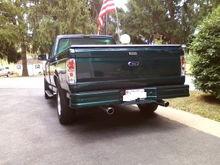 Green f-150