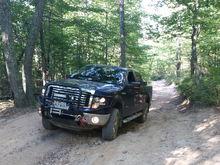 Powell Mountain, VA 2015