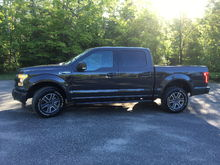 2016 F-150 Lariat SuperCrew 5.0L