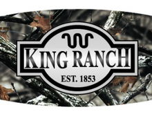 KingRanch 3x9 Lost silver