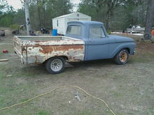my 1965 f100 im thinking