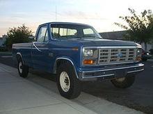 1982 F 150