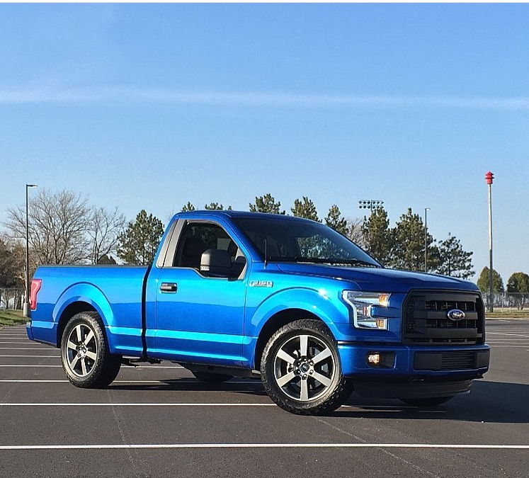 Lets See Those Lowered Rcsb 2015 Ford F150 Forum