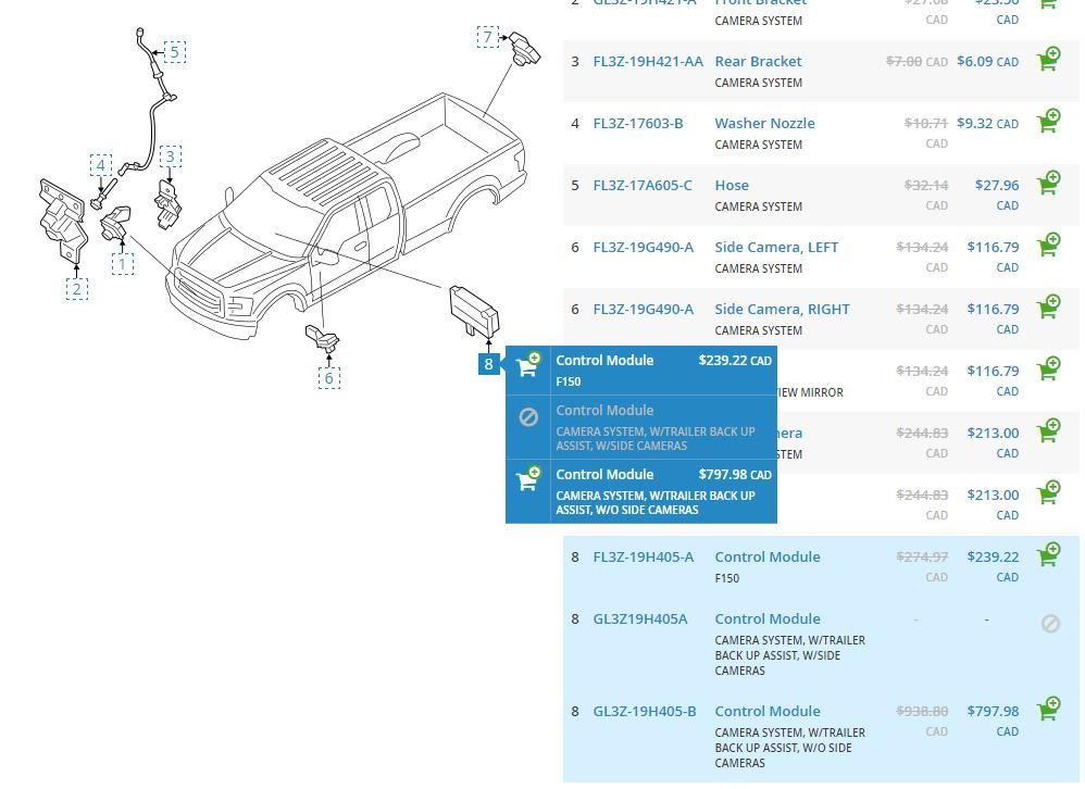 2016 Ford F150 Backup Camera Wiring Diagram