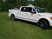 2012 Platinum Supercrew