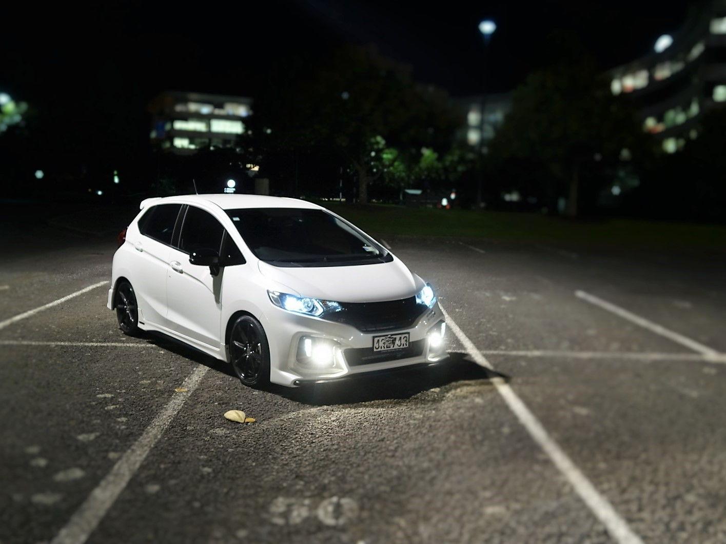 2016 Gk5 Mugen Cvt Unofficial Honda Fit Forums