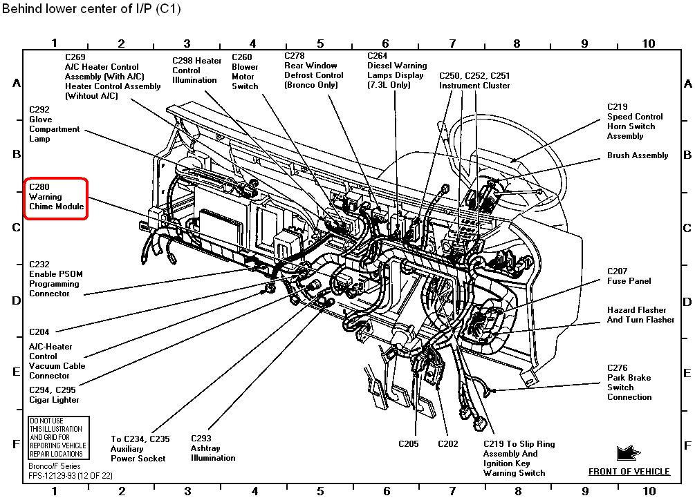 56 ford truck wiring diagram 1990 ford truck wiring