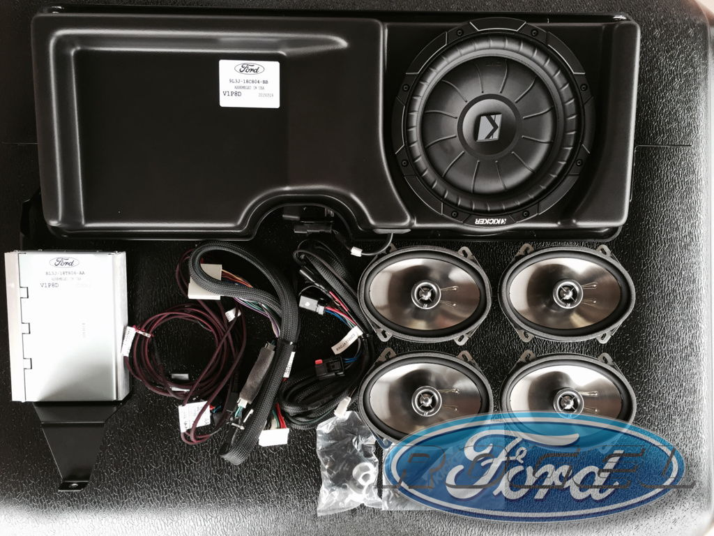 ford 2010 f150 speaker size