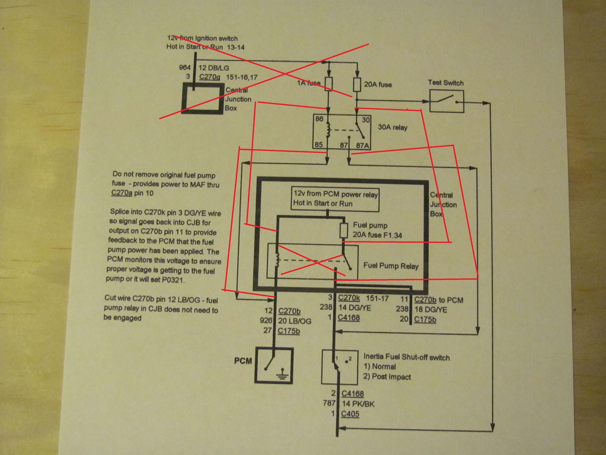Fein 2000 Ford Mustang Kraftstoffpumpe Schaltplan Galerie - Der ...