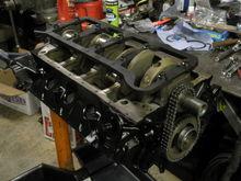 My '55 build