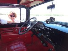 F100 Panel Truck 1956