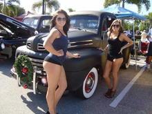 Current 1948 F-1 @ Florida Hot Rod & Hogs Show '12