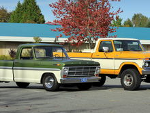 F100 and F250