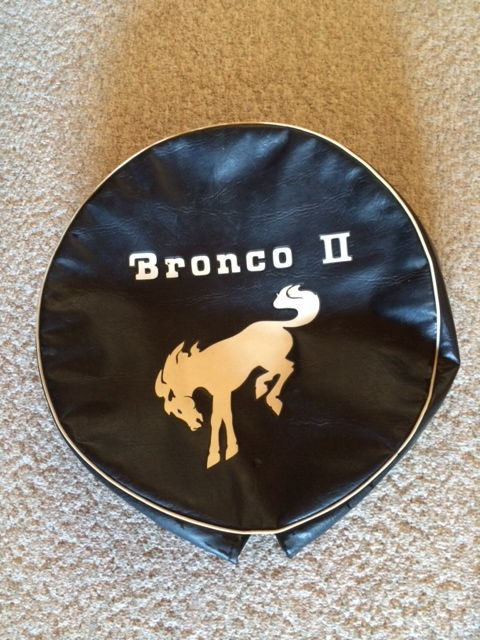 Trucks For Sale In Wi >> Bronco II Tire Cover For Sale - Ford Truck Enthusiasts Forums